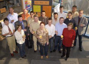 Unsere Absolventen 2002/03