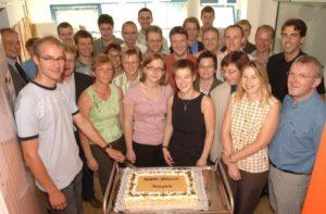 Unsere Absolventen 2004/05