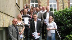 Unsere Absolventen 2006/07