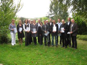 Unsere Absolventen 2008/09