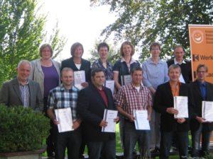 Unsere Absolventen 2010/11