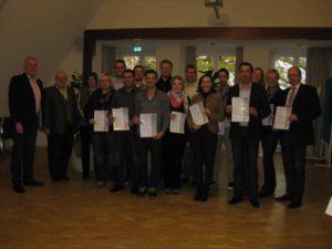 Unsere Absolventen 2011/12